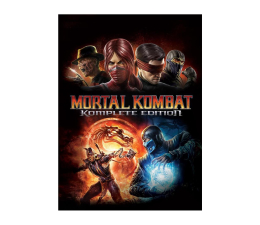 Gra na PC PC Mortal Kombat Komplete Edition ESD Steam