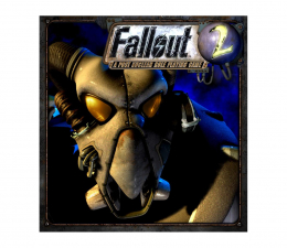 Gra na PC Bethesda Fallout 2: A Post Nuclear Role Playing Game ESD