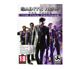Gra na PC PC Saints Row: The Third The Full Package ESD