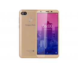 Smartfon / Telefon Kruger&Matz FLOW 6 Lite złoty