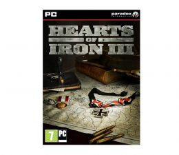 Gra na PC Paradox Development Studio Hearts of Iron III ESD Steam