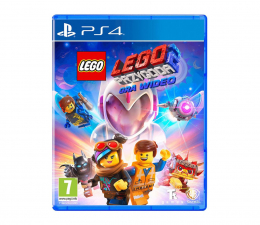 Gra na PlayStation 4 PlayStation Lego Przygoda 2