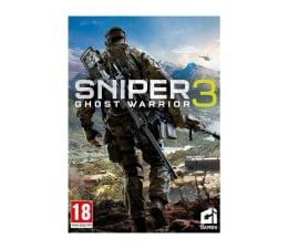 Gra na PC CI Games Sniper: Ghost Warrior 3 ESD Steam