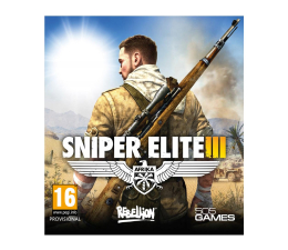 Gra na PC Rebellion Sniper Elite III: Afrika ESD Steam