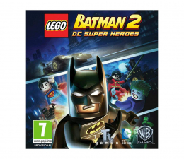 Gra na PC Warner LEGO: Batman 2 - DC Super Heroes ESD Steam