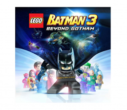 Gra na PC Warner LEGO: Batman 3 - Beyond Gotham ESD Steam