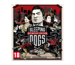 Gra na PC Square Enix Sleeping Dogs Definitive Edition ESD Steam