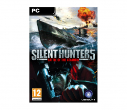 Gra na PC Ubisoft Silent Hunter 5: Battle of the Atlantic ESD Steam