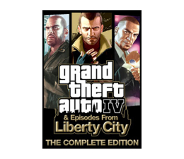 Gra na PC Rockstar Grand Theft Auto IV GTA Complete Edition ESD Steam