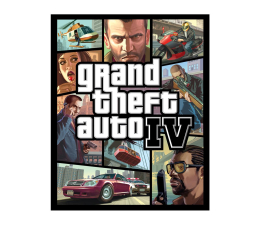 Gra na PC Rockstar Grand Theft Auto IV GTA ESD Steam