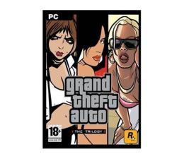 Gra na PC Rockstar Grand Theft Auto : The Trilogy ESD Steam