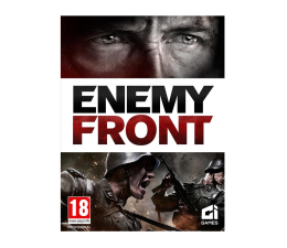 Gra na PC CI Games Enemy Front ESD Steam