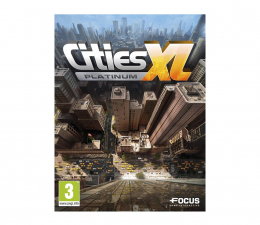 Gra na PC Focus Home Interactive Cities XL Platinum ESD Steam