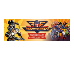 Gra na PC Irrational Games Freedom Force - Freedom Pack ESD Steam