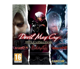 Gra na PC PC Devil May Cry HD Collection ESD Steam