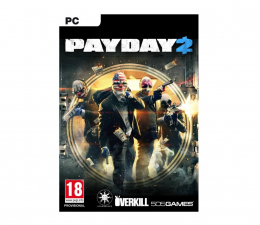 Gra na PC PC PayDay 2 ESD Steam