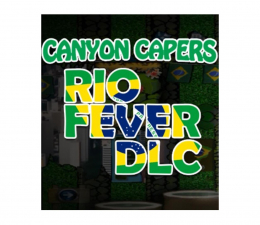 Gra na PC PC Canyon Capers: Rio Fever ESD Steam