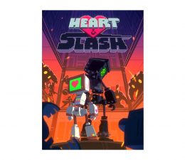 Gra na PC AHEARTFULOFGAMES Heart and Slash ESD Steam