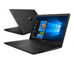 "Notebook / Laptop 15,6"" HP 15 A6-9220/4GB/240/Win10 Black"