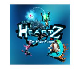 Gra na PC Upper Byte HeartZ Co-Hope Puzzles ESD Steam
