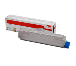 Toner do drukarki OKI 45862840 Black 7000 str.