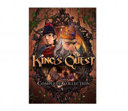 Gra na PC Activision King's Quest Complete Collection ESD Steam