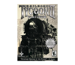 Gra na PC 2K Games Railroad Tycoon II Platinum ESD Steam