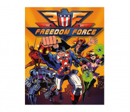 Gra na PC Irrational Games Freedom Force ESD Steam