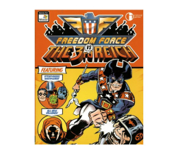 Gra na PC Irrational Games Freedom Force vs The Third Reich ESD Steam