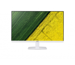 "Monitor LED 27"" Acer HA270AWI biały"