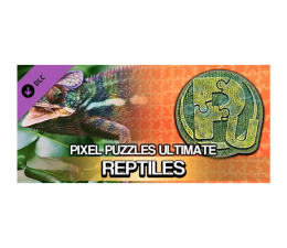 Gra na PC PC Pixel Puzzles Ultimat - Puzzle Pack: Reptile ESD