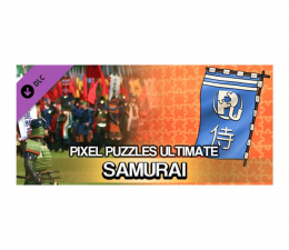 Gra na PC PC Pixel Puzzles Ultimat - Puzzle Pack: Samurai ESD