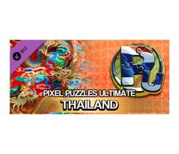 Gra na PC PC Pixel Puzzles Ultimat - Puzzle Pack: Thailand ESD