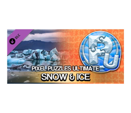Gra na PC PC Pixel Puzzles Ultimat-Puzzle Pack:Snow & Ice ESD