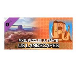 Gra na PC PC Pixel Puzzles Ultimat-Puzzle Pack:U.S. Landscapes