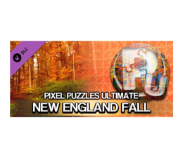 Gra na PC PC Puzzles Ultimat-Puzzle Pack:New England Fall ESD