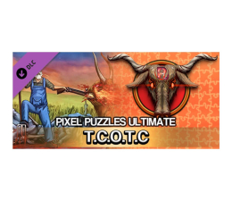 Gra na PC PC Puzzles Ultimat-Puzzle Pack:The Culling of Cows