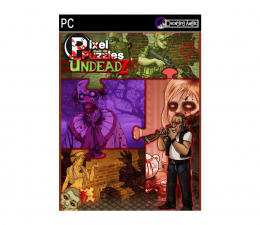Gra na PC PC Pixel Puzzles: UndeadZ ESD Steam