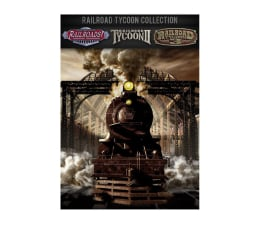 Gra na PC Firaxis Games Railroad Tycoon Collection ESD Steam