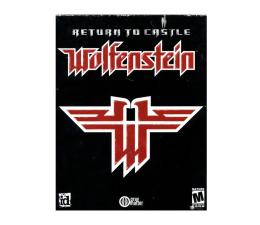 Gra na PC PC Return to Castle Wolfenstein ESD Steam