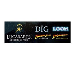 Gra na PC LucasArts LucasArts Adventure Pack ESD Steam
