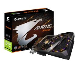 Karta graficzna NVIDIA Gigabyte GeForce RTX 2080 AORUS XTREME 8GB GDDR6