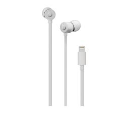 Słuchawki przewodowe Apple urBeats3 ze złączem Lightning satynowe srebro