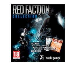 Gra na PC THQ Inc. Red Faction Collection ESD Steam