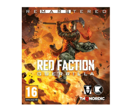Gra na PC THQ Inc. Red Faction: Guerrilla Re-Mars-tered ESD Steam