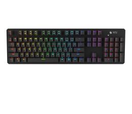 Klawiatura  przewodowa SPC Gear GK540 Magna Kailh Red RGB