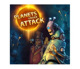 Gra na PC Targem Games Planets Under Attack
