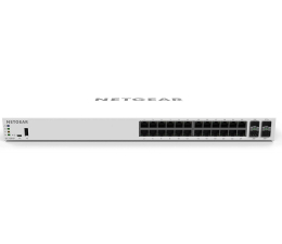 Switch Netgear 28p GC728XP Smart (24x1000Mbit 2xSFP 2xSFP+) PoE+