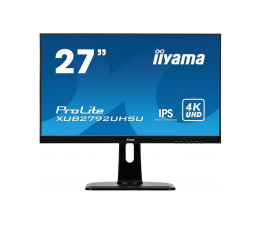 """Monitor LED 27"""" iiyama XUB2792UHSU czarny"""
