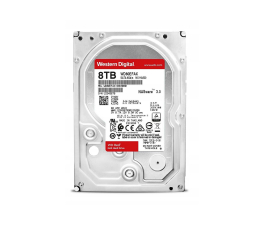 Dysk HDD WD RED 8TB 5400obr. 256MB